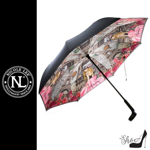 Nicole Lee Other - Vivian Dreams Paris Umbrella - Nicole Lee